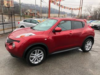 2011 Nissan JUKE SL Knoxville , Tennessee 10