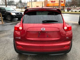 2011 Nissan JUKE SL Knoxville , Tennessee 45