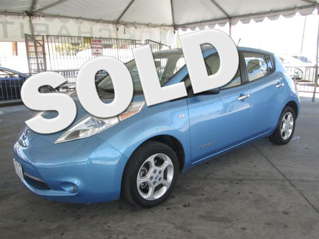 2011 Nissan LEAF SL Please call or e-mail to check availability All of our vehicles are availab