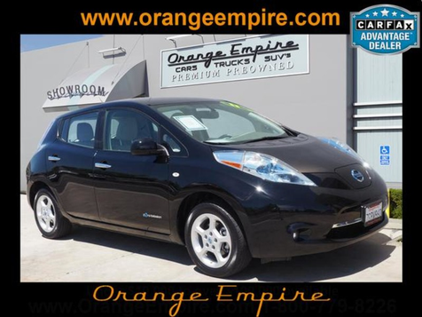 2011 Nissan LEAF SL-e in Orange, CA