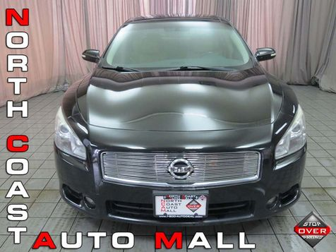 2011 Nissan Maxima 3.5 SV w/Premium Pkg in Akron, OH