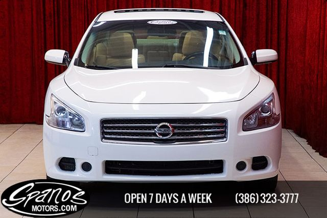2011 Nissan Maxima 3.5 S Daytona Beach, FL 3
