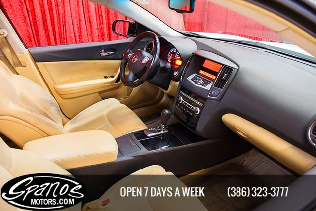 2011 Nissan Maxima 3.5 S Daytona Beach, FL 36