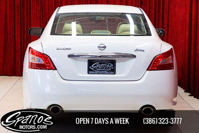 2011 Nissan Maxima 3.5 S Daytona Beach, FL 4