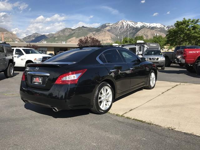 2011 Nissan Maxima 3.5 SV w/Premium Pkg Ogden, Utah 3