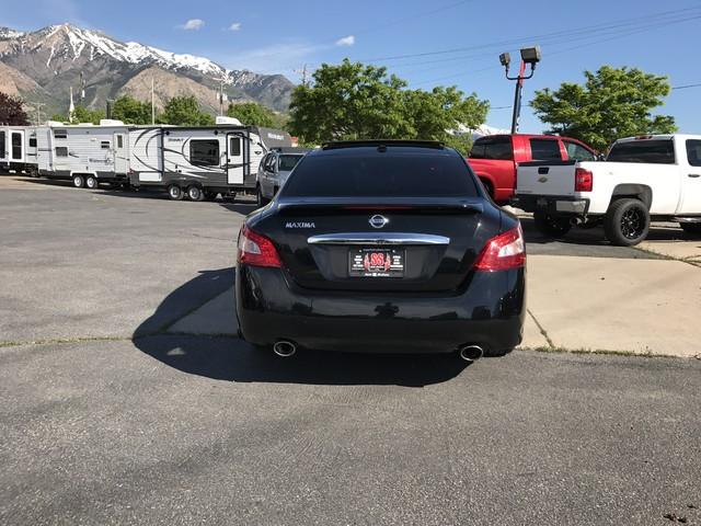 2011 Nissan Maxima 3.5 SV w/Premium Pkg Ogden, Utah 4