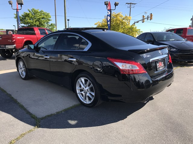 2011 Nissan Maxima 3.5 SV w/Premium Pkg Ogden, Utah 5
