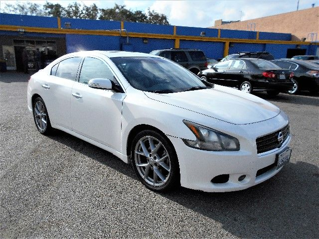 2011 Nissan Maxima 35 SV Limited warranty included to assure your worry-free purchase AutoCheck