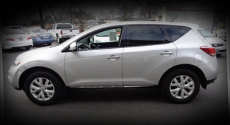 2011 Nissan Murano S Sport Utility Chico, CA 4
