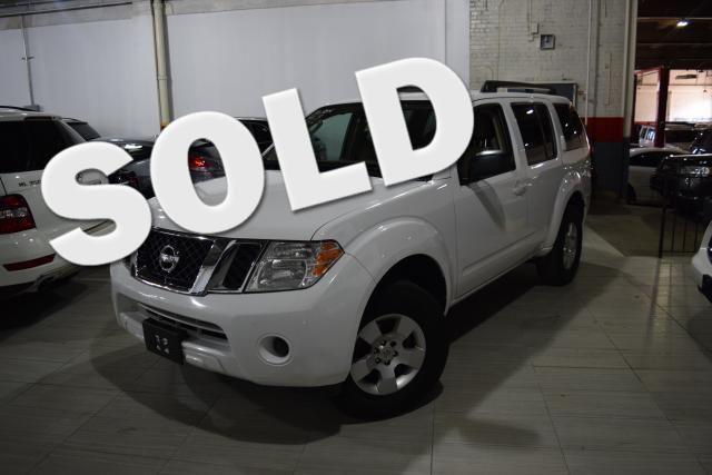 2011 Nissan Pathfinder S Richmond Hill, New York 0