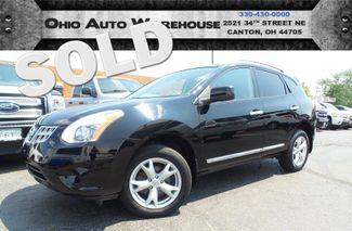 2011 Nissan Rogue SV Navi Sunroof 1-Own Clean Carfax We Finance   Canton, Ohio   Ohio Auto Warehouse LLC in  Ohio