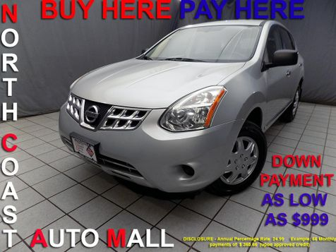 2011 Nissan Rogue S As low as $999 DOWN in Cleveland, Ohio