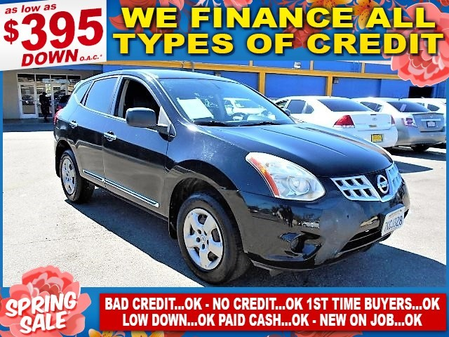 2011 Nissan Rogue S Limited warranty included to assure your worry-free purchase AutoCheck report