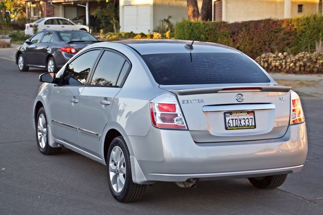 2011 Nissan SENTRA 2.0 SL SEDAN FULLY LOADED LEATHER ALLOY WHLS 1-OWNER SERVICE RECORDS NEW TIRES Woodland Hills, CA 3