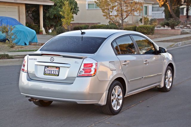2011 Nissan SENTRA 2.0 SL SEDAN FULLY LOADED LEATHER ALLOY WHLS 1-OWNER SERVICE RECORDS NEW TIRES Woodland Hills, CA 5