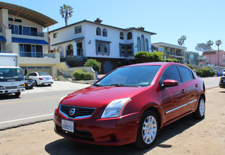 2011 Nissan Sentra 2.0 S Encinitas, CA 6