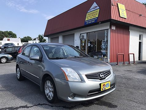 2011 Nissan Sentra 2.0 S in Frederick, Maryland