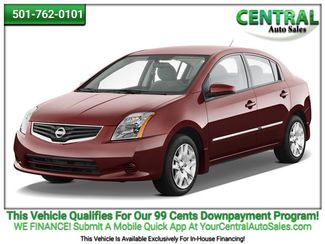 2011 Nissan Sentra 2.0 | Hot Springs, AR | Central Auto Sales in Hot Springs AR
