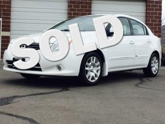 2011 Nissan Sentra 2.0 S LINDON, UT