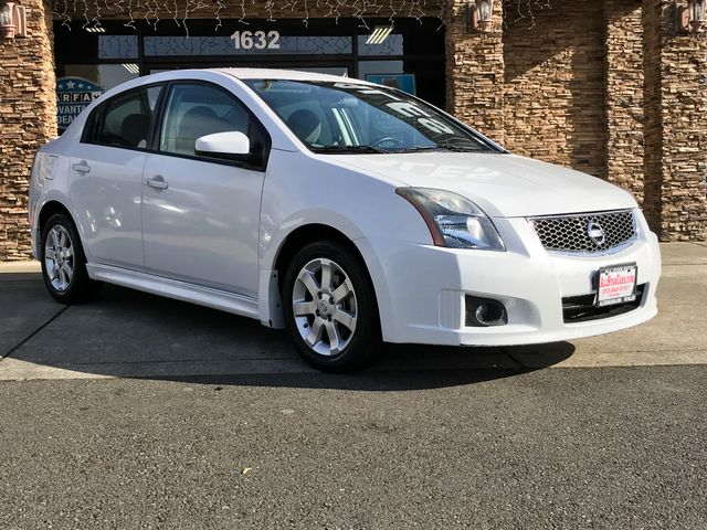 2011 Nissan Sentra 20 SR The CARFAX Buy Back Guarantee that comes with this vehicle means that yo
