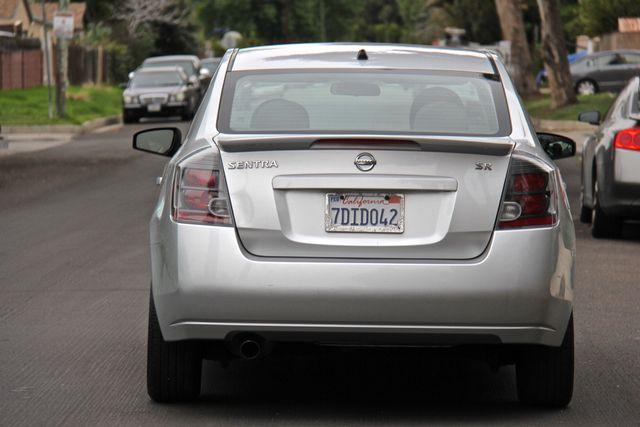 2011 Nissan Sentra 2.0 SR Reseda, CA 4