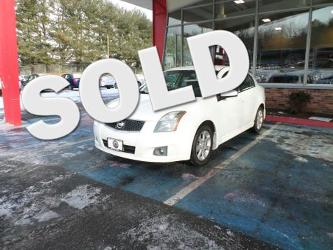 2011 Nissan Sentra 2.0 SR in WATERBURY, CT