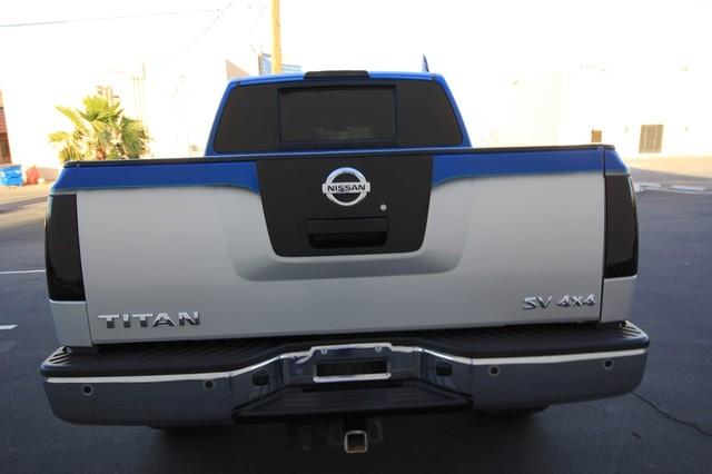 2011 Nissan Titan* 4X4* BOSE* BEDLINER* LIFT & WHEELS* CUSTOM SV* AUTO* TOW PKG* CREW* LOADED* LOW MI Las Vegas, Nevada 5