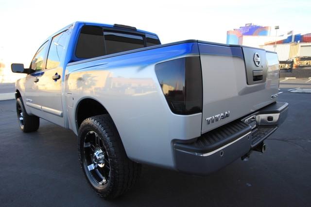 2011 Nissan Titan* 4X4* BOSE* BEDLINER* LIFT & WHEELS* CUSTOM SV* AUTO* TOW PKG* CREW* LOADED* LOW MI Las Vegas, Nevada 7