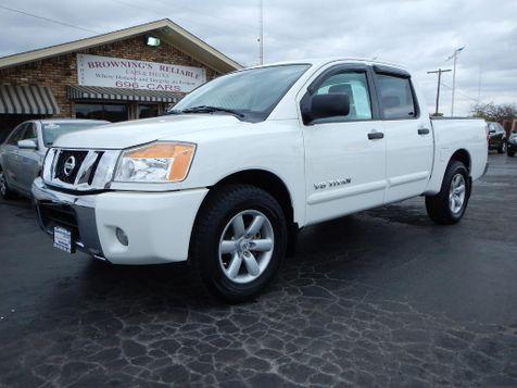 2011 Nissan Titan SV in Wichita Falls, TX