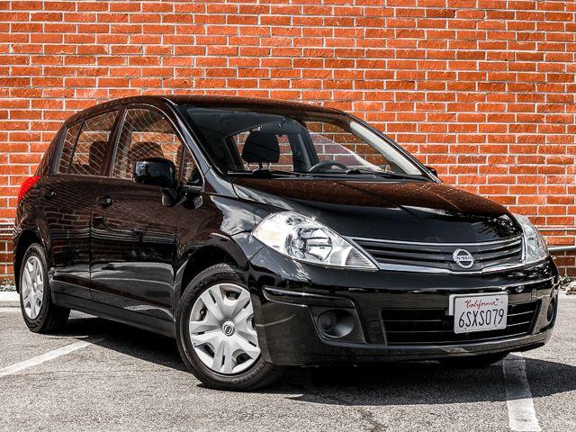 2011 Nissan Versa 1.8 S Burbank, CA 1