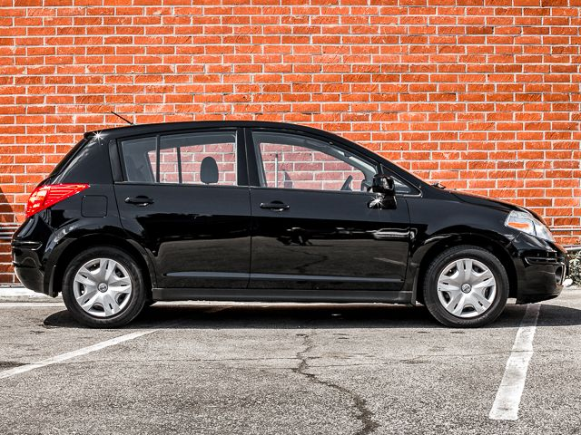 2011 Nissan Versa 1.8 S Burbank, CA 4
