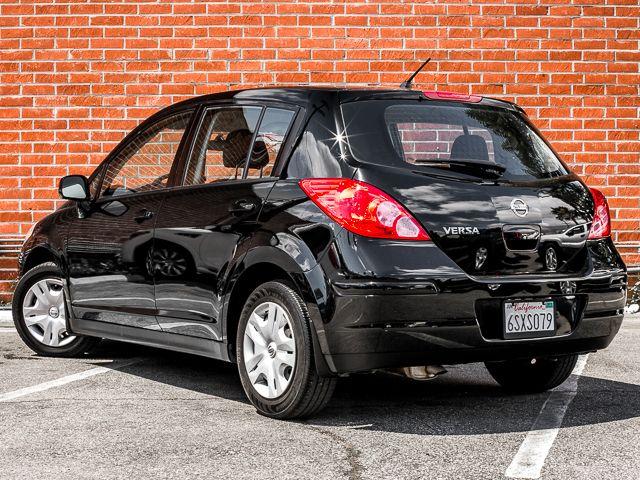 2011 Nissan Versa 1.8 S Burbank, CA 7