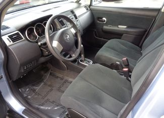 2011 Nissan Versa SL Hatchback Chico, CA 12