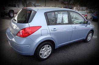 2011 Nissan Versa SL Hatchback Chico, CA 2