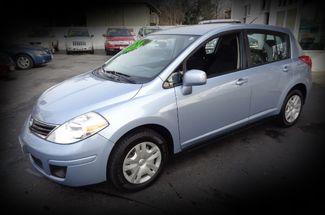 2011 Nissan Versa SL Hatchback Chico, CA 3