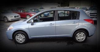 2011 Nissan Versa SL Hatchback Chico, CA 4