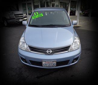 2011 Nissan Versa SL Hatchback Chico, CA 6