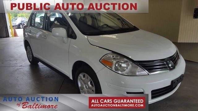 2011 Nissan Versa 1.8 S | JOPPA, MD | Auto Auction of Baltimore  in JOPPA MD