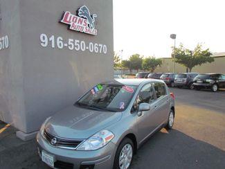 2011 Nissan Versa 1.8 S Low Miles Sacramento, CA 1