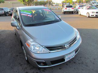 2011 Nissan Versa 1.8 S Low Miles Sacramento, CA 4