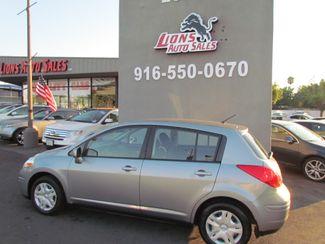 2011 Nissan Versa 1.8 S Low Miles Sacramento, CA 7