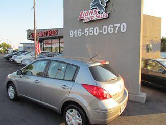 2011 Nissan Versa 1.8 S Low Miles Sacramento, CA 8