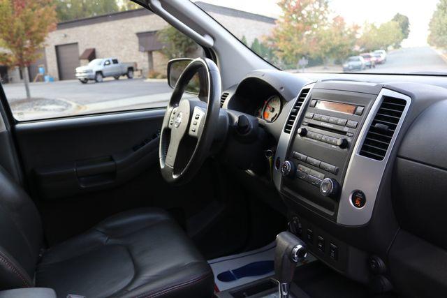2011 Nissan Xterra Pro-4X Mooresville, North Carolina 24