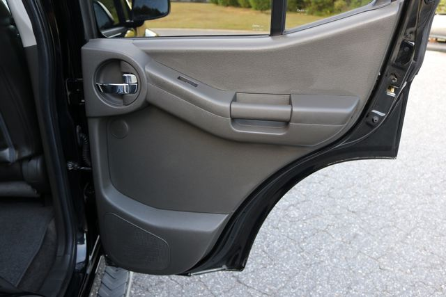2011 Nissan Xterra Pro-4X Mooresville, North Carolina 26