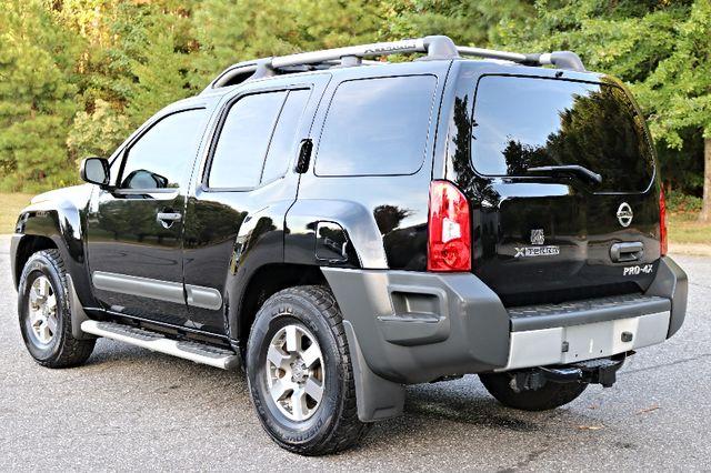 2011 Nissan Xterra Pro-4X Mooresville, North Carolina 4