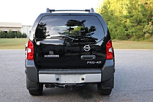 2011 Nissan Xterra Pro-4X Mooresville, North Carolina 5