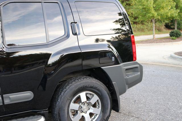 2011 Nissan Xterra Pro-4X Mooresville, North Carolina 57