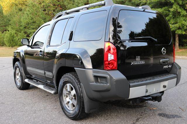 2011 Nissan Xterra Pro-4X Mooresville, North Carolina 59