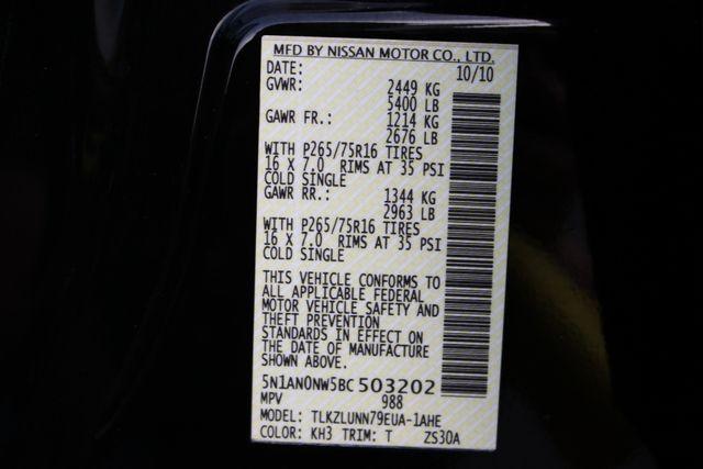 2011 Nissan Xterra Pro-4X Mooresville, North Carolina 74