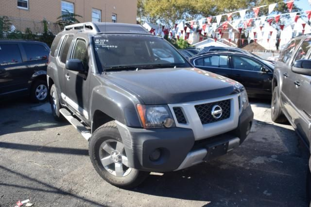 2011 Nissan Xterra S Richmond Hill, New York 1